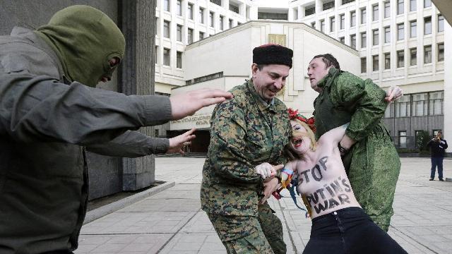 Soutenez FEMEN!  - Femen International