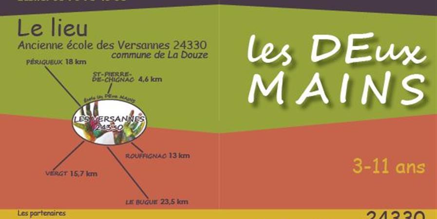 """Ecole """"Les Deux Mains"""" - Expression Libre 24"""