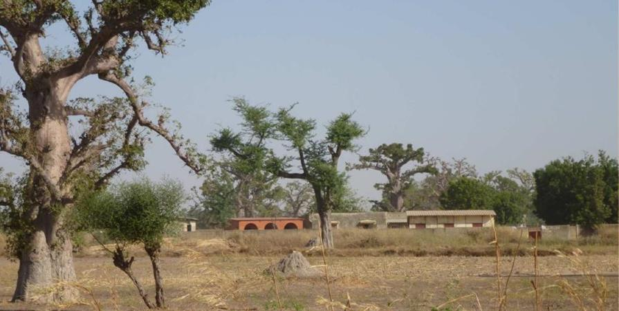 Construction d'une école maternelle de brousse au Sénégal - SOLIDARITES AFRIQUE ALPES DU SUD