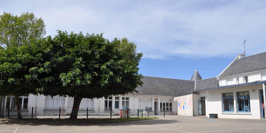 Travaux Ecole Saint Goustan -  Ecole Saint Goustan