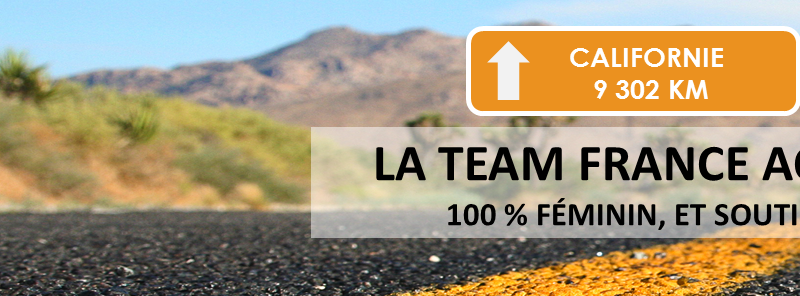 La Team France Active sur le raid Amazones 2016 ! - France Active