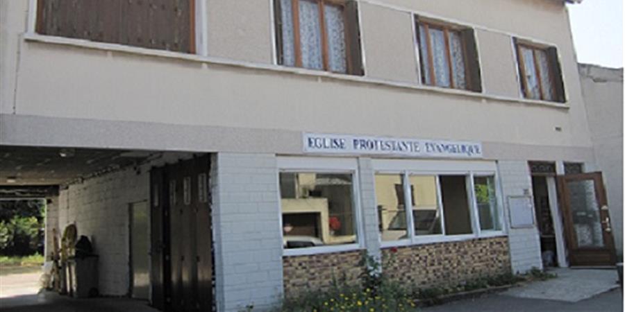 Projet bâtiment Epebm - Eglise Protestante Evangélique du Blanc-Mesnil