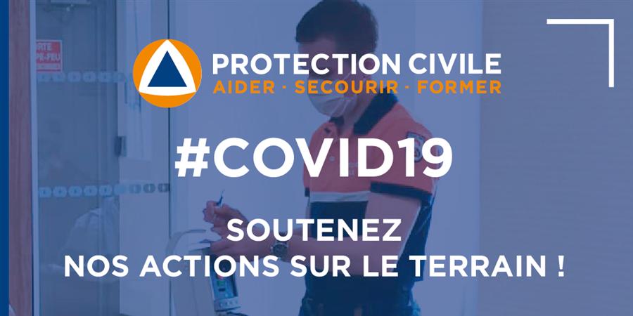Collecte COVID-19 - Protection Civile d'Eure et Loir - adpc 28