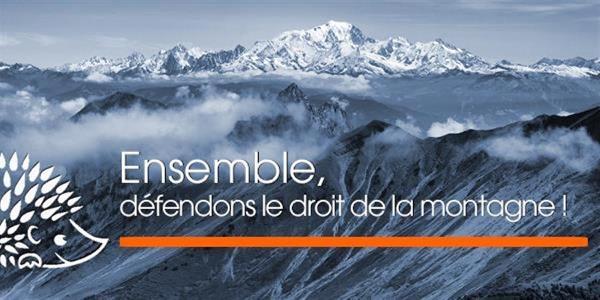 Ensemble, défendons le droit de la montagne ! - FRAPNA Région