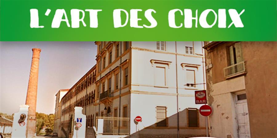 L'Art des Choix - L'Art des Choix de Chony