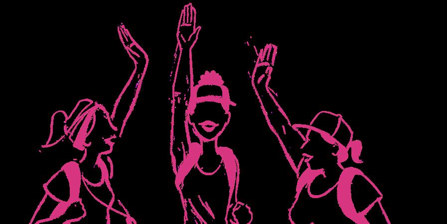 Trek rose trip 2021  - Association Pink Ladies
