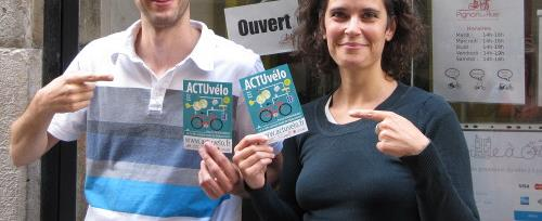 Donnez une nouvelle vie à Actuvélo - PIGNON SUR RUE