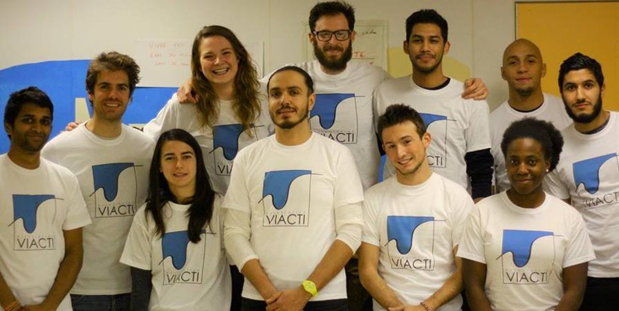 Soutenez l'Equipe des Coureurs Solidaires de Viacti - Viacti
