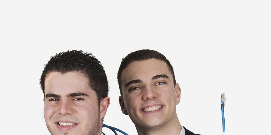 Sponsoriser Thomas JULLIEN et Alexandre MICHEL - WorldSkills France (COFOM)