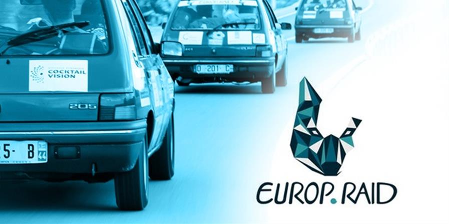 Europ'raid - La corniche angevine - La corniche angevine
