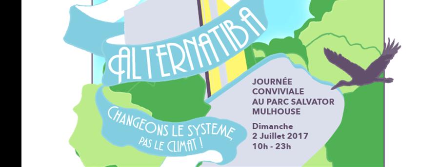 ALTERNATIBA 2017 - Le Villages des Alternatives pour le climat à Mulhouse - Sud Alsace Transition