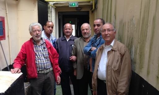 Dîner caritatif au profit des Chibanis - Algériens des deux rives et leurs amis