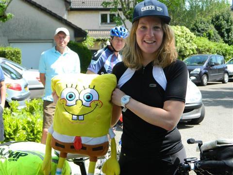 Tour de France pour Cheer Up - Cheer Up