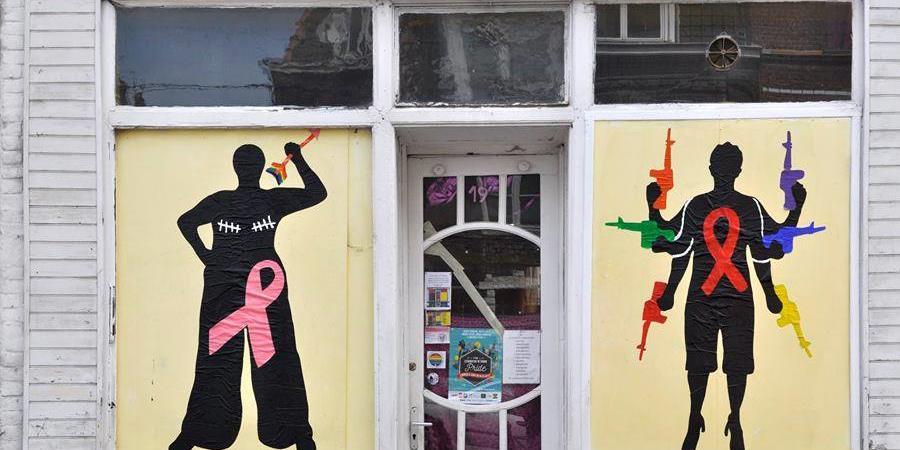 Appel à solidarité - J'En Suis J'Y Reste - Centre LGBTQIF de Lille