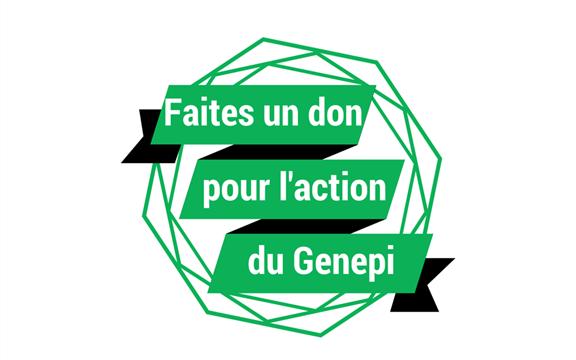 Faites un don pour l'action du Genepi - Genepi