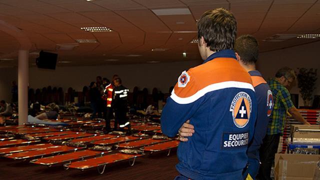 Soutien aux populations sinistrées - Protection Civile du Val d'OIse