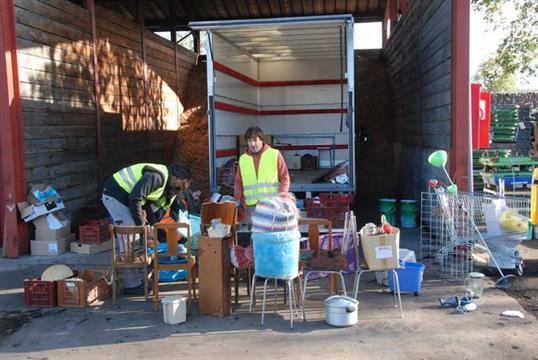 Equiper une ressourcerie - Centre d'expérimentation de la récup' et du réemploi