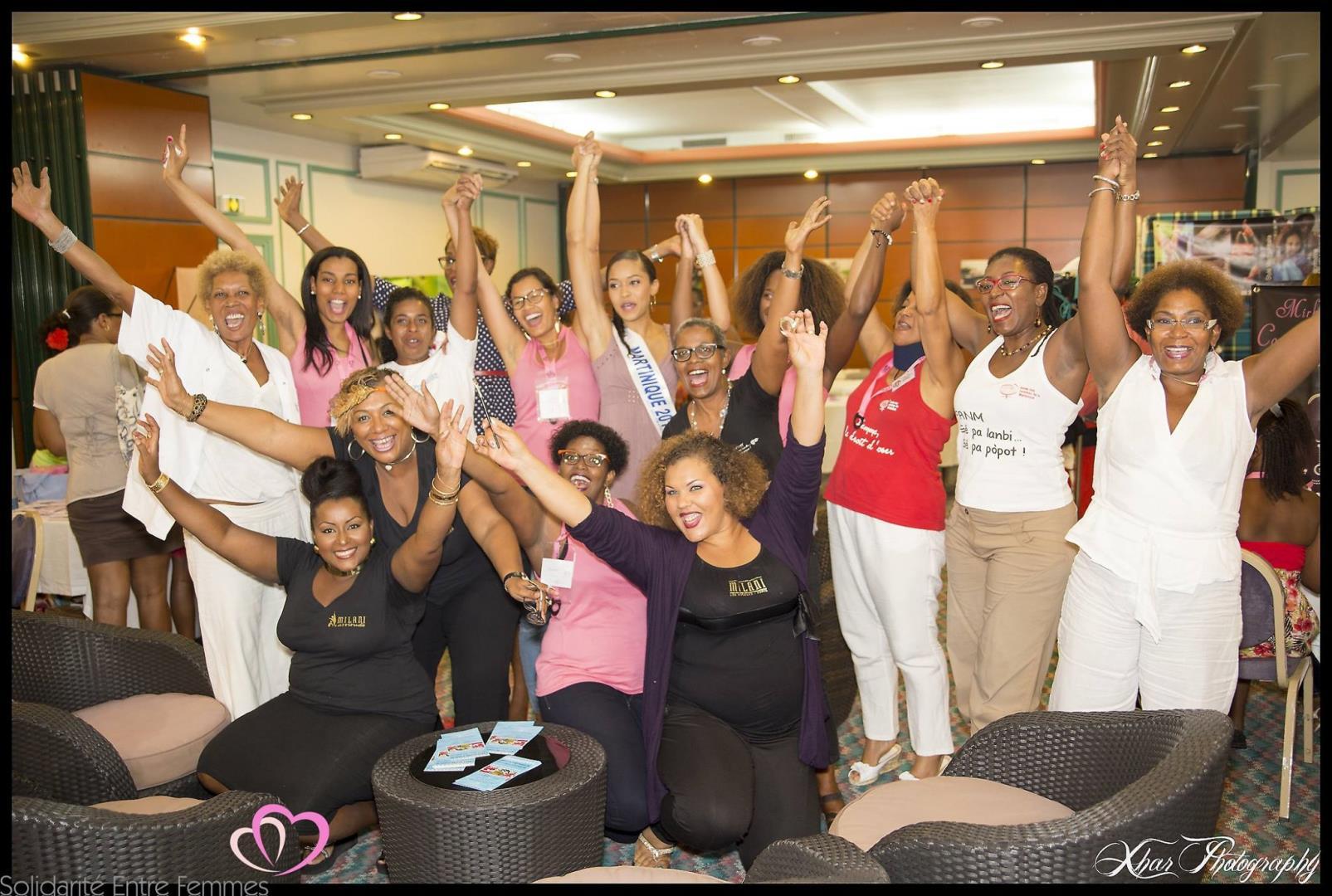 Femmes de Cœur, Femmes d'Action ! REJOIGNEZ-NOUS pour la Beauté pour tous !! - solidarité entre femmes