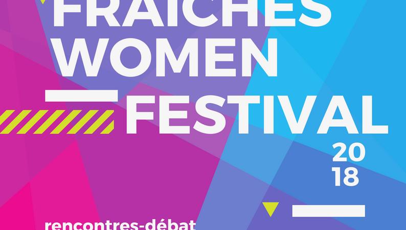 Première édition du festival Fraîches Women - L'Afro