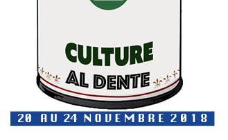 """Festival Italie - Nouvelle """"Culture al Dente"""" - Association Master Pro Industries Culturelles France Italie"""