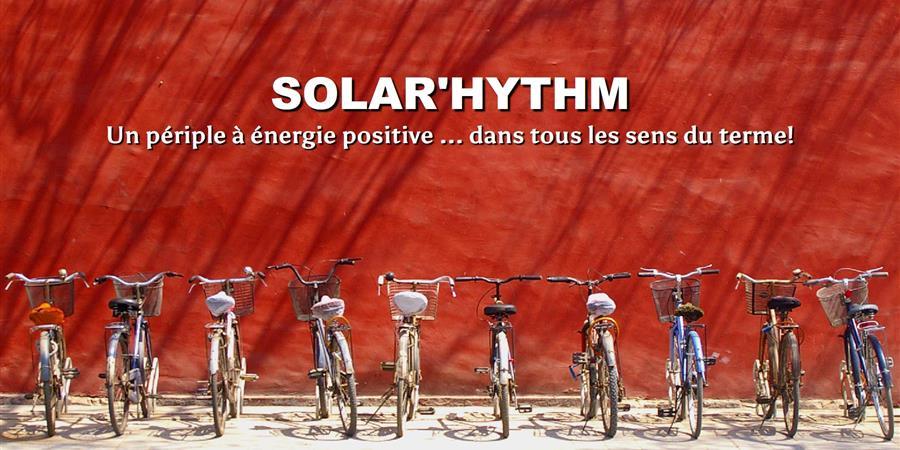Positive Energy Tour - SolaR'hythm
