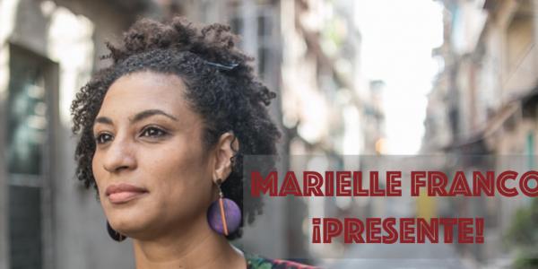 Marielle Franco - Fondation des Femmes