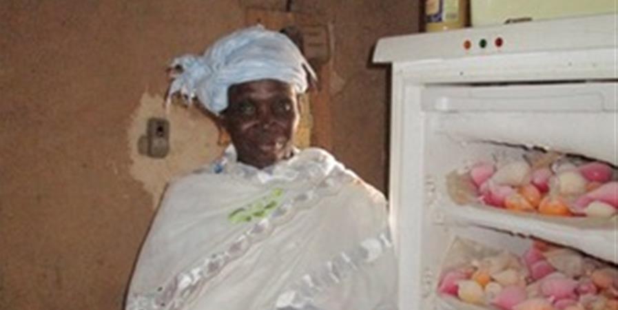 Acquisition d'un réfrigérateur pour vendre des boissons fraîches - LIGUEY