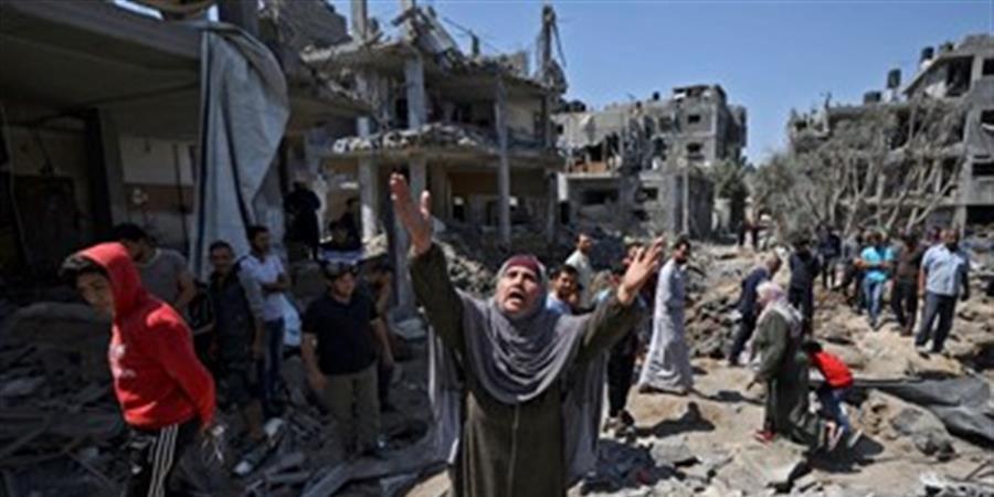 GAZA URGENCE DÉPLACÉS - Union Juive Française pour la Paix