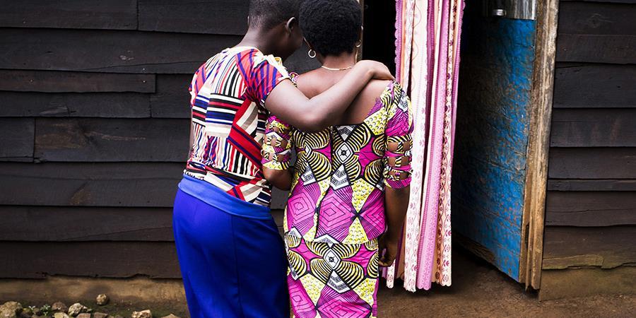 Insertion des filles et des femmes rescapées du viol à Bukavu, RDC  - Les Maillons de l'Espoir
