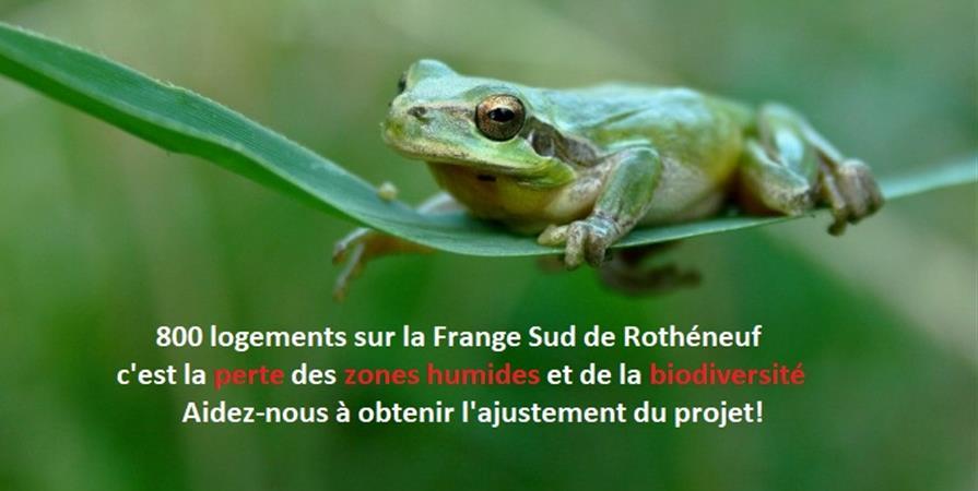 800 logements à Rothéneuf : un projet d'un autre temps ! - Rothéneuf Environnement