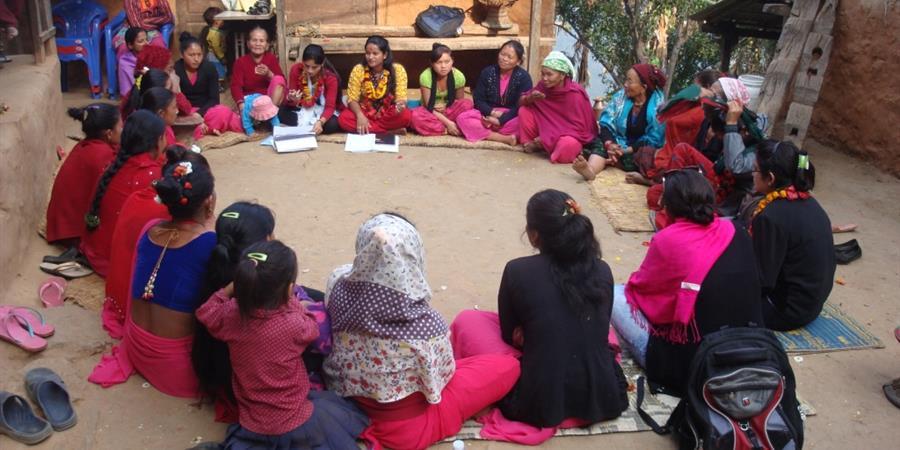 Stop Violence Against Women and Girls - Planète Enfants & Développement