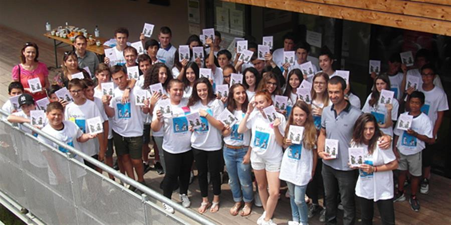 Je parraine le projet LinguaViva - Association pour une Fondation de Corse