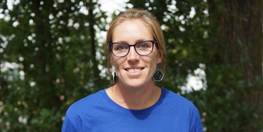 Claire, éducatrice spécialisée en Algérie - Délégation Catholique pour la Coopération