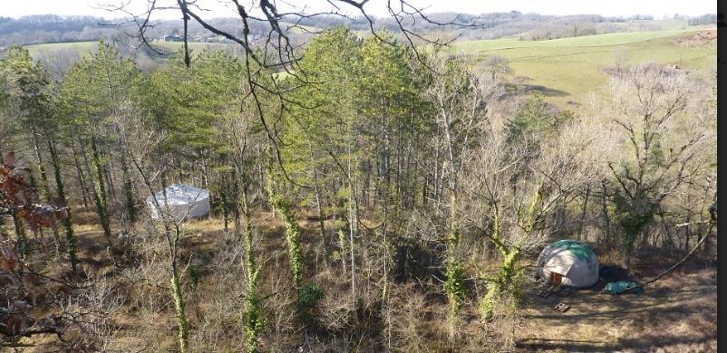 Des habitats légers pour l'accueil et les activités à la Mélangeuse... - La Barrejaire