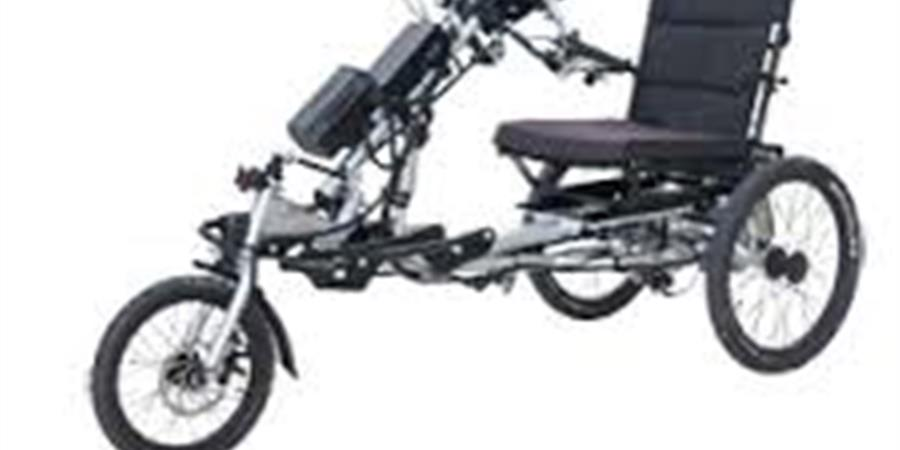 Pour un vélo adapté - Handicap solidarité 85