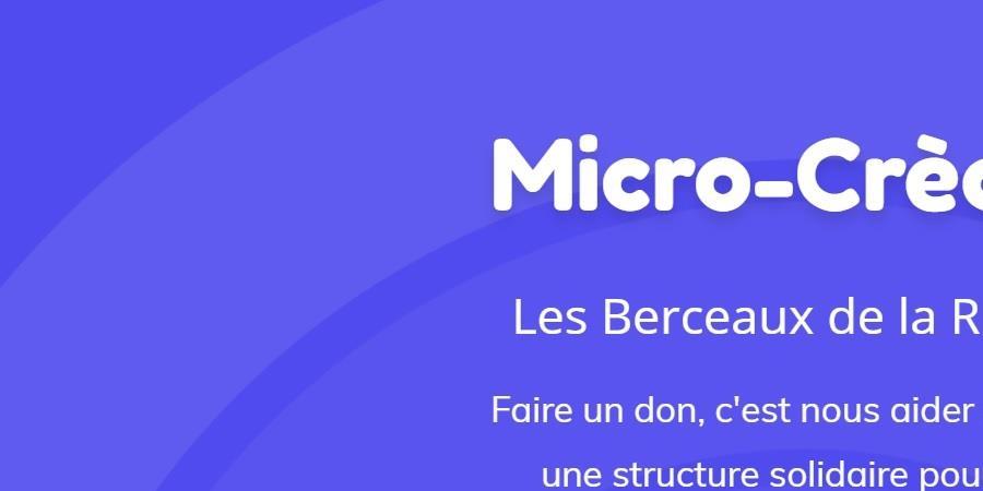 Micro-Crèche les Berceaux de la Rivière - Domisoins
