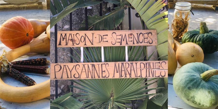 Maison des Semences Paysannes Maralpines - SOL