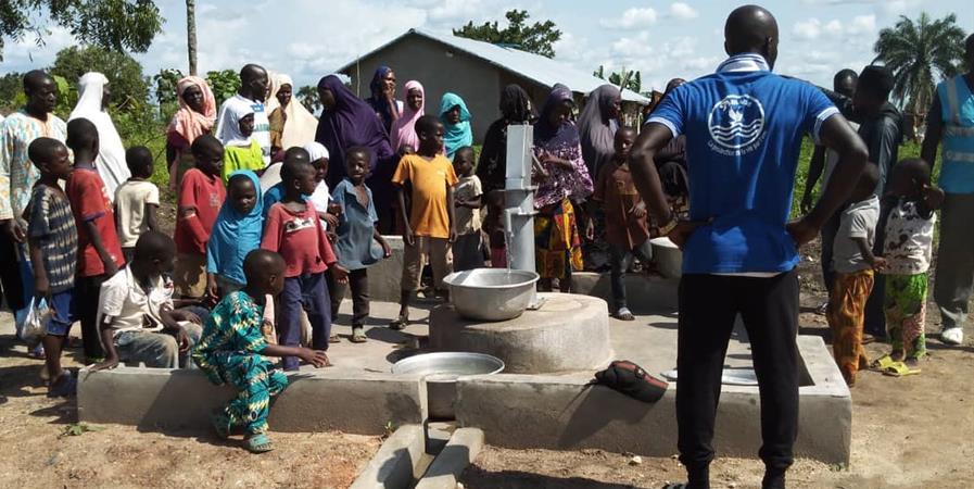 de l'eau pour le NIGER - AMANE