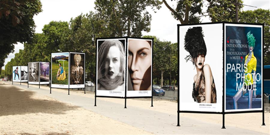 PARIS PHOTO MODE  - ARTEXPO