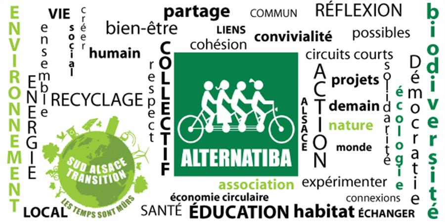 ALTERNATIBA 2018 - Le Village des Alternatives pour le climat à Mulhouse - Sud Alsace Transition