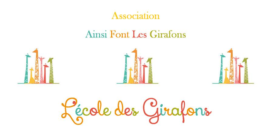 L'école des Girafons, Une école associative en Périgord Vert - Ainsi Font Les Girafons