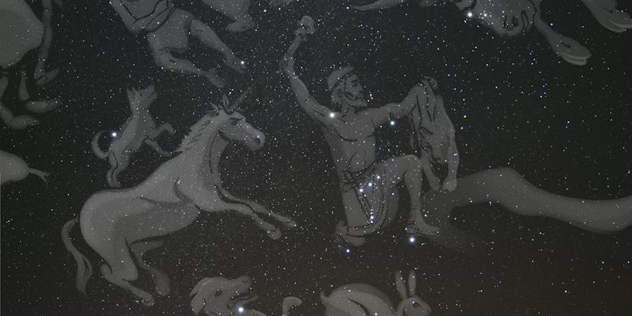 Les Constellations du Bout  des Doigt - Chasseurs de Nuits