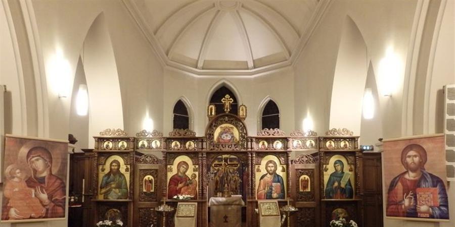 Achizitionarea terenului pentru construirea bisericii ortodoxe romane din Lille - Paroisse Orthodoxe Roumaine St. Jean Baptiste Lille