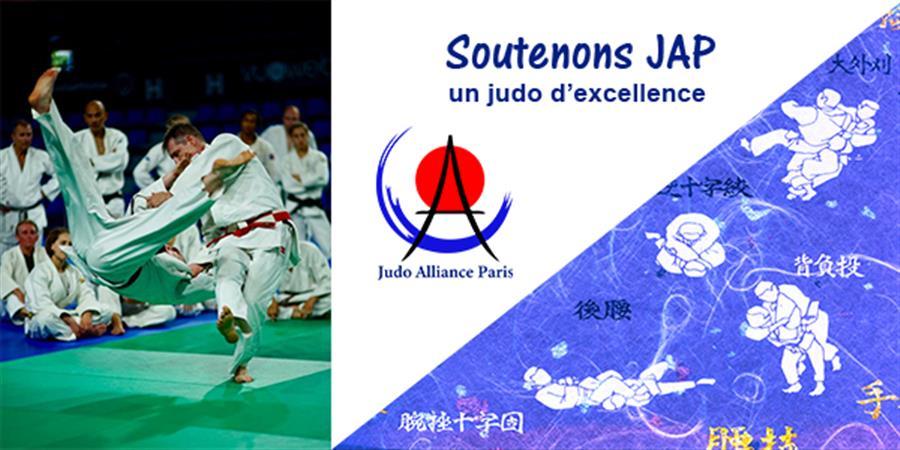 Jouons collectif, notre club a besoin de vous #JaimeMonClub - Judo Alliance Paris