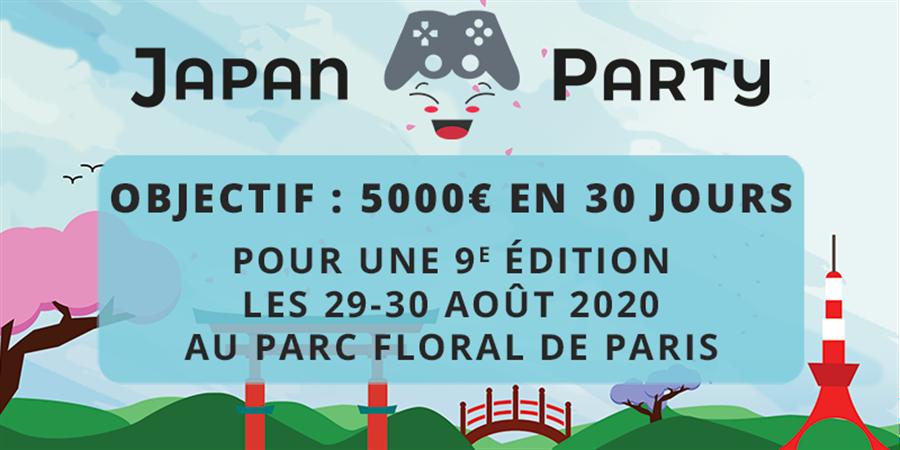 Japan Party 9e édition - Imagin' Con