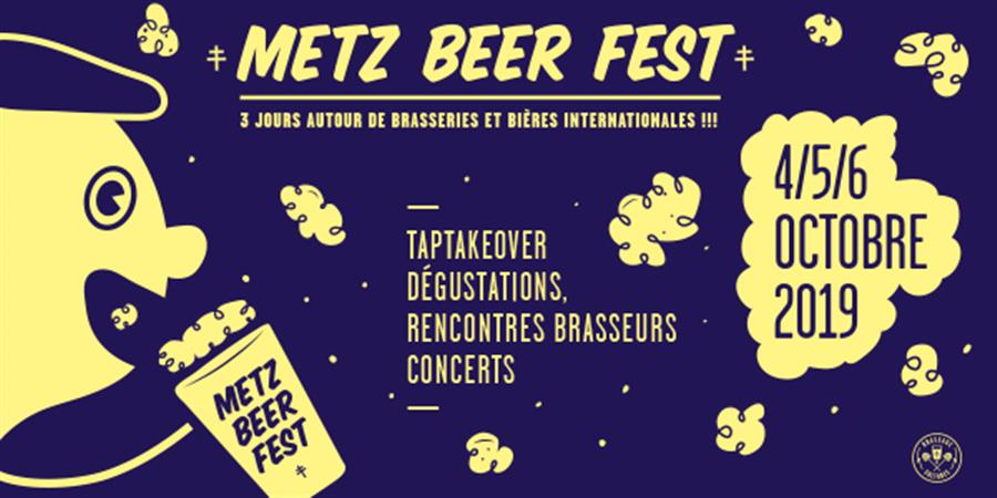 METZ BEER FEST #1 - Brassage de Culture(s)