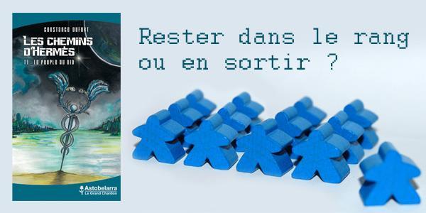 """Aidez-nous à sortir """"Les Chemins d'Hermès tome 1"""", par Constance Dufort ! - Astobelarra - Le Grand Chardon"""