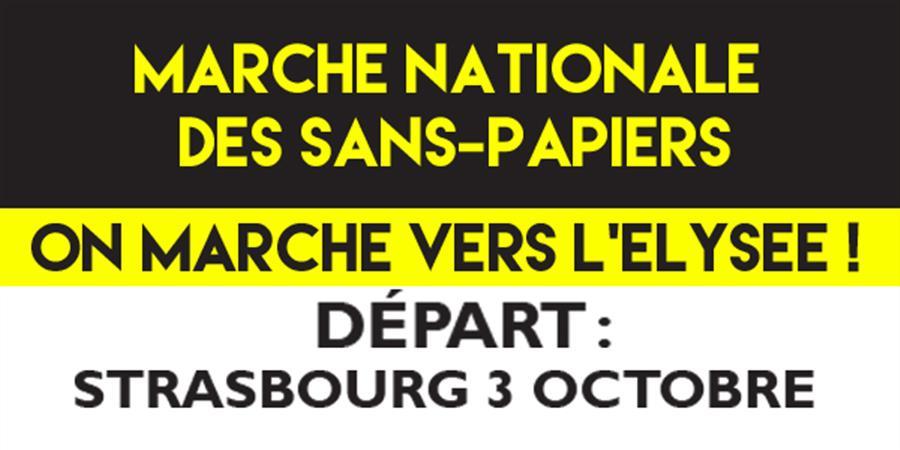 ON MARCHE VERS L'ELYSEE ! - Sauver Le Monde