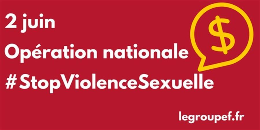 #StopViolenceSexuelle - Stop Harcèlement De Rue