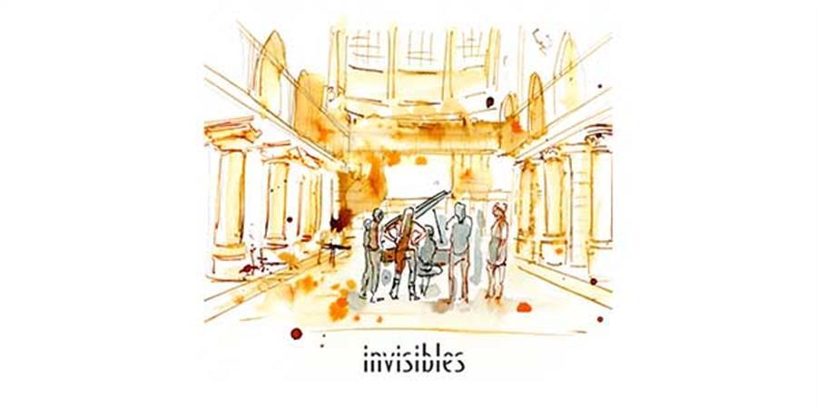 Album Invisibles - Fausse Note